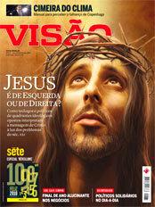 Capa da revista Visão